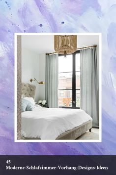 45 Moderne Schlafzimmer Vorhang Designs Ideen Home Decor Decor