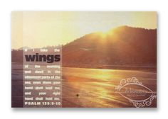 Christian Wall & Desk Art Vintage Photography by anytimeart Photography Gifts, Vintage Photography, Psalm 139, Psalms, Christian Art Gifts, Wall Desk, Wood Print, Airplanes, Bible Verses