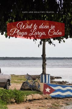 What to do in Playa Larga? Read these 4 tips to fill your days! Dive into the Bay of Pigs, walk in Zapata NP and enjoy the beach! Honduras, Costa Rica, Vinales, Cuba Travel, Sunny Beach, Fishing Villages, Beach Walk, Travel Alone, Wanderlust Travel