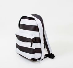 Raf Simons x Eastpak Modern Backpack, Designer Backpacks, Raf Simons,  Stripes Fashion, 4ef2443af6