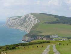 Tennyson Downs- Isle of Wight, England- possibly my favorite place in all of England