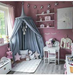 """202 Likes, 2 Comments - Inspirasjon interior DIY (@kidzinteriors) on Instagram: """" bildet tilhører/picture belongs to: @madelen88 #barnerom #barneromsinspirasjon #inspo…"""""""