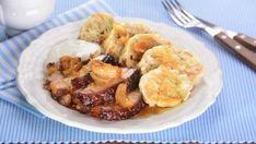 Veľmi radi a často sa inšpirujeme u našich západných susedov. Toto jedlo je ako stvorené na chutný, nedeľný obed v kruhu rodiny. Shrimp, Chicken, Basket, Diet, Cubs