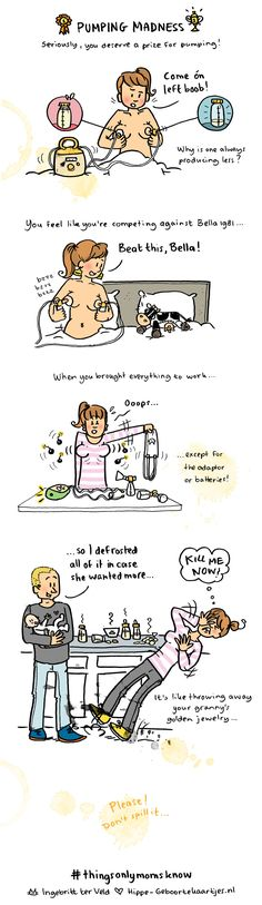 Seriously, you deserve a prize for pumping! #thingsonlymomsknow #breastfeeding #pumping #mom