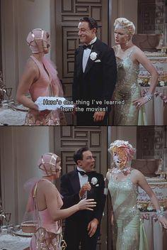 Debbie Reynolds, Gene Kelly, and Jean Hagen // Singin' In the Rain Hooray For Hollywood, Golden Age Of Hollywood, Vintage Hollywood, Classic Hollywood, Classic Movie Quotes, Classic Movies, Old Movies, Great Movies, Singin In The Rain