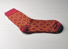 Must. Have. Socks with the Overlook Hotel carpet pattern, yes!