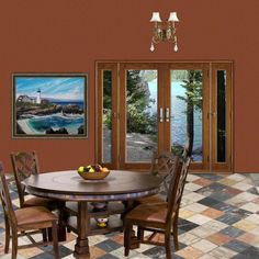 Lighthouse Landscape. Original Oil Painting on Canvas. | Etsy Elegant Home Decor, Natural Home Decor, Elegant Homes, Cheap Home Decor, Primitive Homes, Primitive Decor, Primitive Kitchen, Minimalist Scandinavian, Minimalist Decor