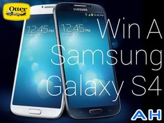 @Android Headlines and Otterbox are giving away a Verizon Galaxy S4 prize pack! #Verizon #Samsung #GalaxyS4