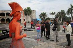 Armario de Noticias: Inauguran  Festival de Estatuas Vivas