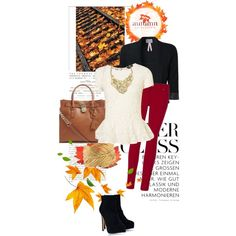 """""""Fall frenzy"""" by vypime14 on Polyvore"""