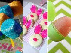 Easter Recipes For Kids To Make