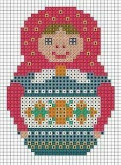 Bildergebnis für traditional cross stitch pattern