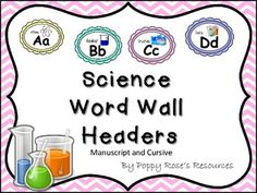 36 best Ideas for science word wall letters Science Vocabulary, Science Words, Science Quotes, Science Worksheets, Science Facts, Preschool Science, Science Classroom, Quotes For Students, Quotes For Kids