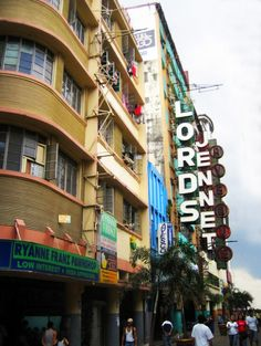 Lords, Jennet, and Avenue Theaters in Manila. Retro Pi, Manila, Philippines, Cinema, Street View, Island, Photo And Video, History, Monuments
