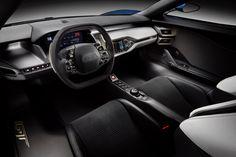 Ford GT 2017 Technische Daten