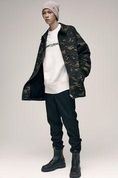Alexander Wang Fall 2016 Menswear Collection Photos - Vogue
