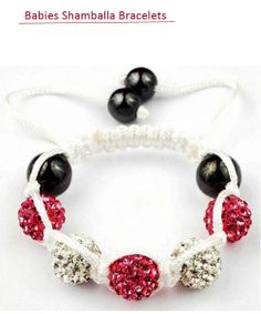Swarovski crystal #babies and Children's Shamballa Bracelets at great prices which are available in different #colour and adjustable to #suit all ages. Buy here @ http://www.completethelookz.co.uk/Swarovski-Crystal/children-bracelets