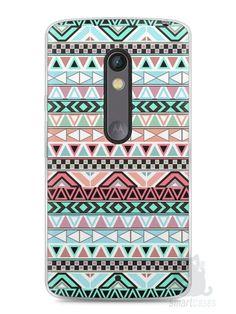 Capa Capinha Moto X Play Étnica #4 - SmartCases - Acessórios para celulares e tablets :)