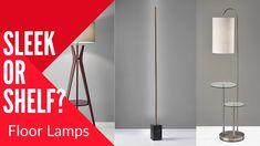 Modern Floor Lamps Sleek Or Shelf Style Winding Willows Furniture Shelf Lamp, Willow Furniture, Home Goods Decor, Home Decor, Modern Floor Lamps, Cool Stuff, Stuff To Buy, Shelving, Flooring