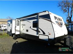 New 2016 Palomino Puma 32-DBKS Travel Trailer at Campers Inn   Hatfield, PA   #17427