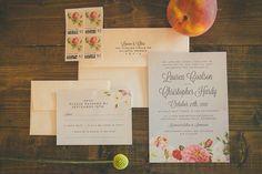 Wedding Stationery from Love vs Design