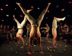 & Other Myths:  A Simple Space  http://www.ifmiltonkeynes.org/festival-programme/2016/07/15/gravity-amp-other-myths-a-simple-space.html  Aptly described as 'Cirque du Soleil with a fistful of grit' and armed with cat-like agility, Gravity & Other Myths is one of the most exciting circus ensembles performing today.  The Stables Spiegeltent at IF: Milton Keynes International Festival 15 - 17 July 2016
