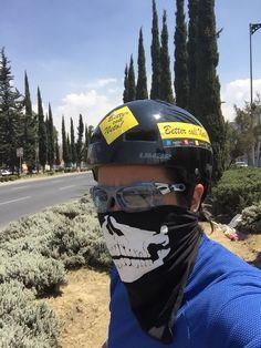 nos preocupamos por el medio ambiente y la seguridad, nos movemos en bici...  #BetterCallNeto #Design #Diseño #Color #Cycling #Cyclist #Ecology #DomingoDeDiseño #DesignSunday  www.bettercallneto.com