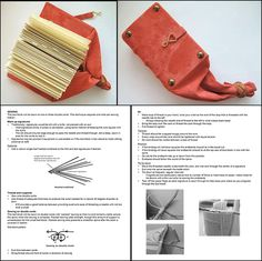 Girdle Book Instructions- someday I will buy the full set of instructions because I don't think I'll be able to attend a workshop in person.