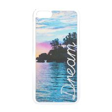 Holographic Dream Paradise Phone Case - iPhone 5C