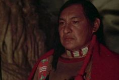 Will Sampson as Crazy Horse in The White Buffalo