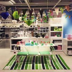 Birthdayparty bei Ikea.