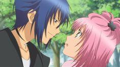 Ikuto & Amu (Shugo Chara)