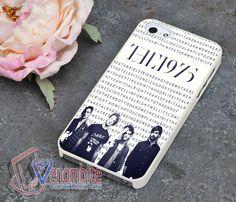 Venombite Phone Cases - The 1975 Lyrics Phone Cases For iPhone 4/4s Cases, iPhone 5/5S/5C Cases, iPhone 6 Cases And Samsung Galaxy S2/S3/S4/S5 Cases, $19.00 (http://www.venombite.com/the-1975-lyrics-phone-cases-for-iphone-4-4s-cases-iphone-5-5s-5c-cases-iphone-6-cases-and-samsung-galaxy-s2-s3-s4-s5-cases/)