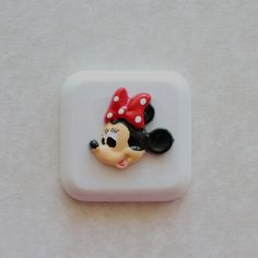 712.+Minnie.+28x30mm.+Molde+de+silicona.+de+My+Candy+Moulds+por+DaWanda.com