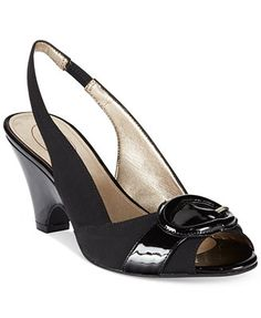 Circa Joan & David Neera Slingback Pumps