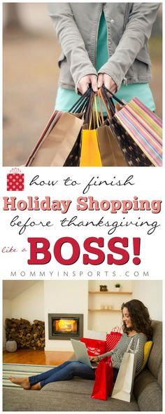 Does the thought of holiday shopping make your heart race? It can be rather simple if you start now! Here's how to finish your holiday shopping like a boss!