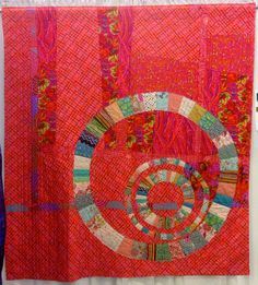 Rebel Quilts at the Quilters' Anonymous Show 2015.  Posted at QuiltShare209.