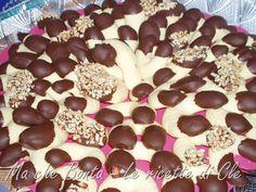Ferri di cavallo. #ricetta di @wondercle Cereal, Breakfast, Cake, Desserts, Food, Iron, Morning Coffee, Tailgate Desserts, Deserts