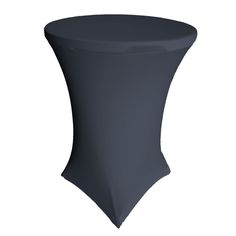 Spandex Round Cover for High Cocktail Table