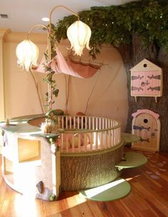 Expecting a Girl – Top Baby Girl Room Themes and how to achieve them! Baby Bedroom, Baby Room Decor, Nursery Room, Girl Nursery, Girls Bedroom, Nursery Decor, Bedroom Decor, Bedroom Ideas, Disney Nursery