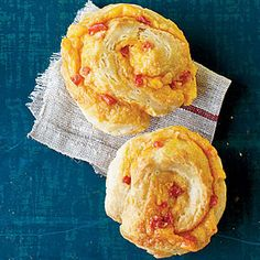 Pimiento Cheese Rolls | MyRecipes.com