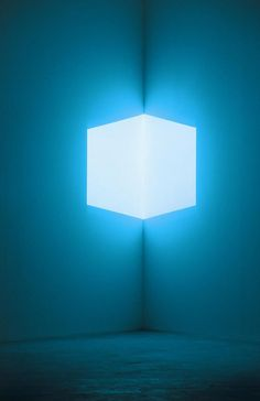 James Turrell, 'Afrum, Pale Blue', 1968 © Fujitsuka Mitsumasa, Image courtesy of Chichu Art Museum