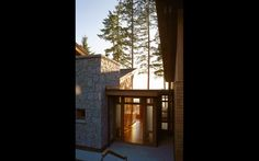 Inspiration for Magnus' house (FINNE Architects, Seattle, Semiahmoo).