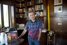 """James Rollins was a Sacramento veterinarian when he started writing a sci-fi/adventure story that would become his first novel, """"Subterranean."""" Now he's a New York Times best-selling author of 32 novels in six series that encompass thriller, fantasy and adventure"""