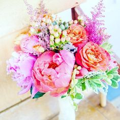 An explosion of color for this Thursday morning. Make a great one! #love #partyideas #partyplanner #partystyling #partyplanning  #eventdesign #eventplanner  #wedding #weddingideas  #weddingplanner #weddingphotography #diyparty #diywedding #beautiful #thepartyatelier  #flowers #spring #beautiful #nature #blossom #pretty #bloom #floral #petals #bride2be #bouquet