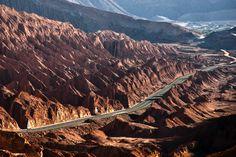 Cordillera de la Sal Región de Antofagasta