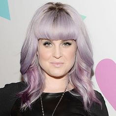 Want to get lavender hair like Kelly Osbourne? Here's how plus the best hair dyes to get the look!