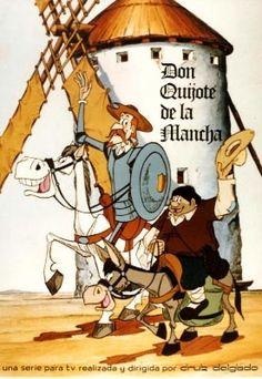 Cruz Delgado - Don Quijote