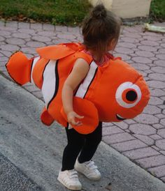Hey, I found this really awesome Etsy listing at https://www.etsy.com/listing/229426279/nemo-like-fish-costume-baby-to-adults