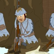 1jour1actu : Le web documentaire sur la Première guerre mondiale